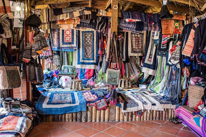 what to do in Sapa in 2 or 3 days handcraft
