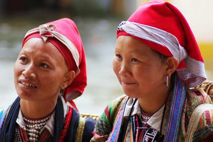 what to do in Sapa in 2 or 3 days red dao