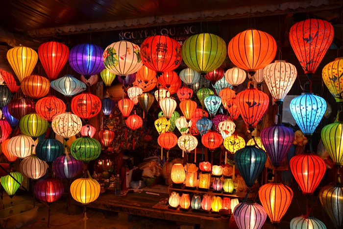 what to do in hoi an lantern
