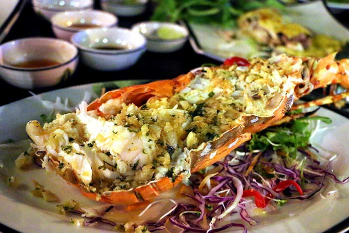 what to do in nha trang in 2 or 3 days lobster