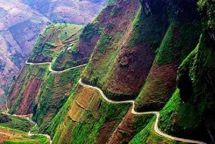 what to visit in Ha Giang MaPiLeng