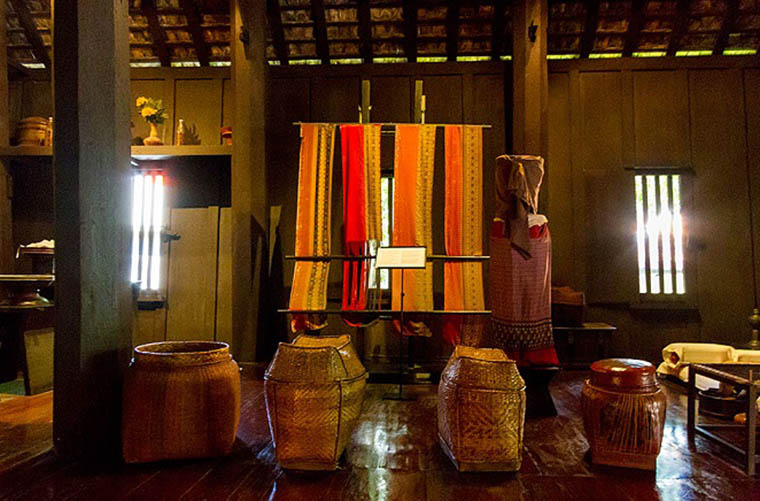what to visit in mai chau Thai museum