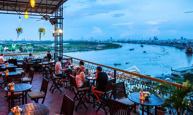 what to visit saigon in 2 days hotel Majestic