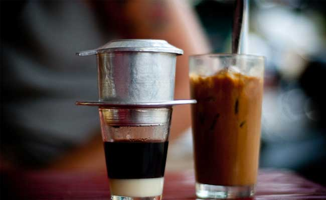 what to visit saigon in 2 days iced coffee