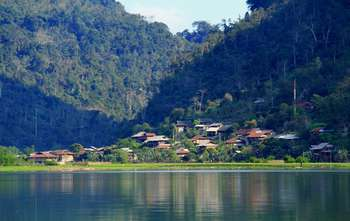 Thac Ba – Tran Trao – Ban Lung Village – Ba Be Lake (B/L/D)