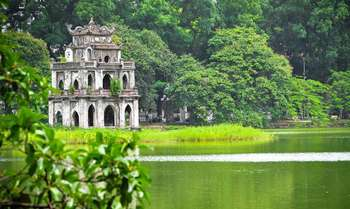 Hanoi arrival – walking tour ( 2km) (D)