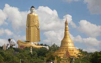 Monywa discovery – transfer to Mandalay (B/-/-)