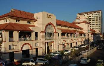 Yangon city tour – Departure (B/-/-)