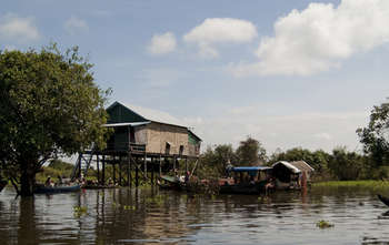 Siem Reap – floating Village (B/-/-)