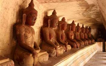Bagan – transfer to Monywa (B/-/-)