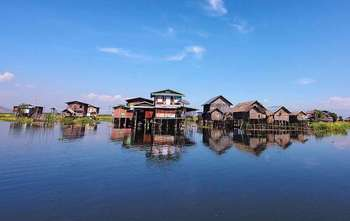 Inle Lake – Heho – Fly to Yangon (B/-/-)