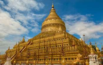Bagan – full day discovery (B/-/-)