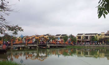 Hoian – Free day to relax at hotel or beach (B/-/-)