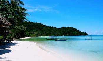 Phu Quoc Island – free at beach (B/-/-)