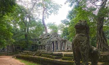 Vietnam beauty and  Siem Reap Mystery