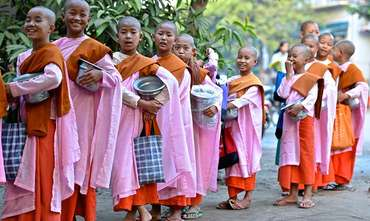 Myanmar culture exploration