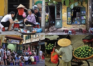 Reason to fall in love with Hanoi Vietnam